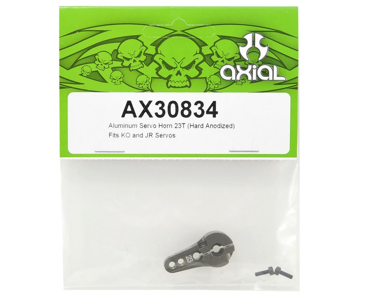 Axial Aluminum Servo Horn (23T)