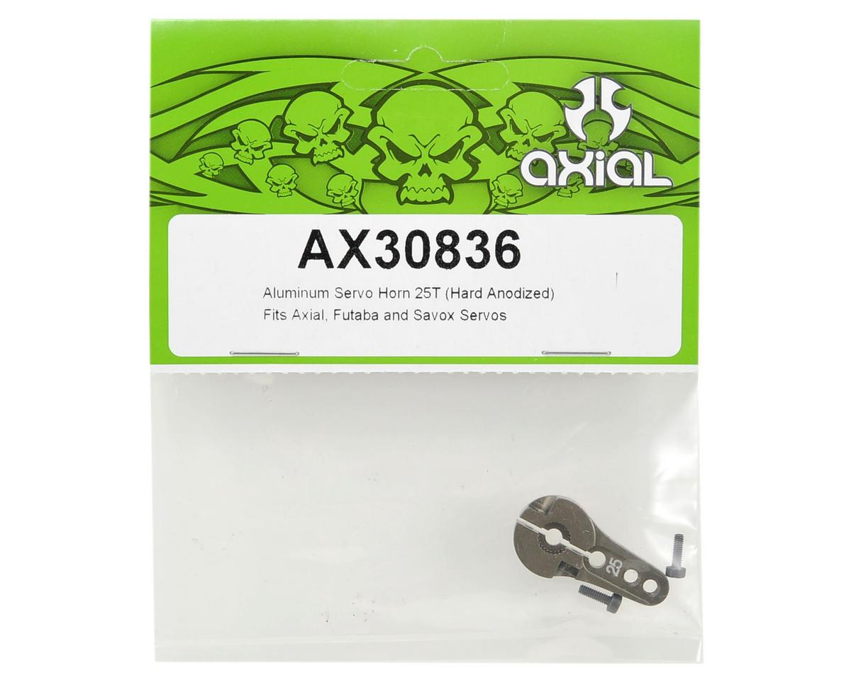 Axial Racing Aluminum Servo Horn (25T)