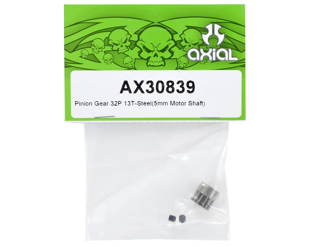 Axial Racing 32P Pinion Gear w/5mm Bore (13T)