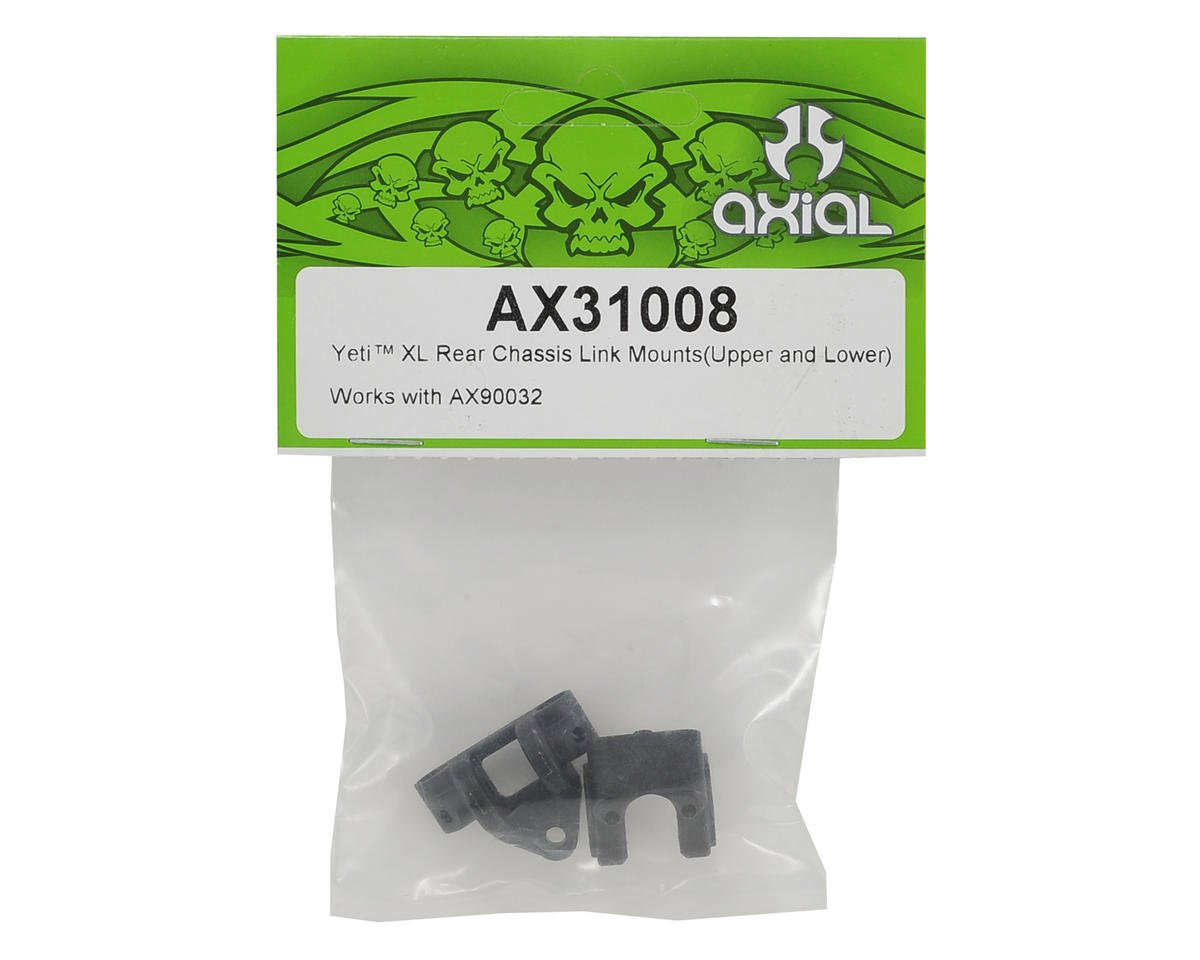 Axial Racing Rear Chassis Link Mount
