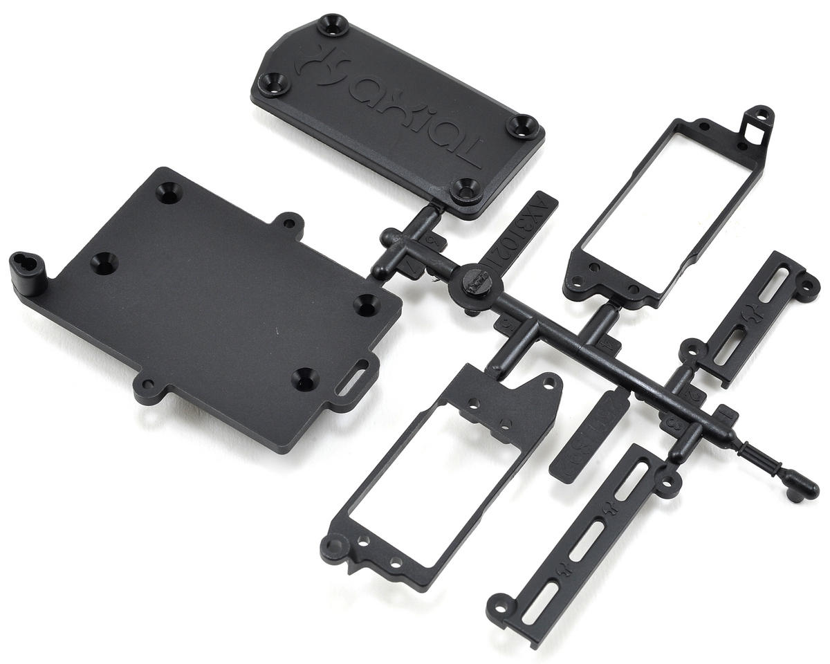 Axial Racing Electronics Box Parts Set