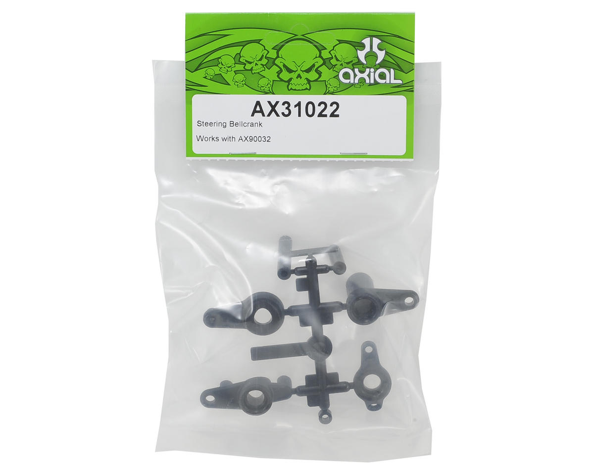 Axial Steering Bellcrank Set