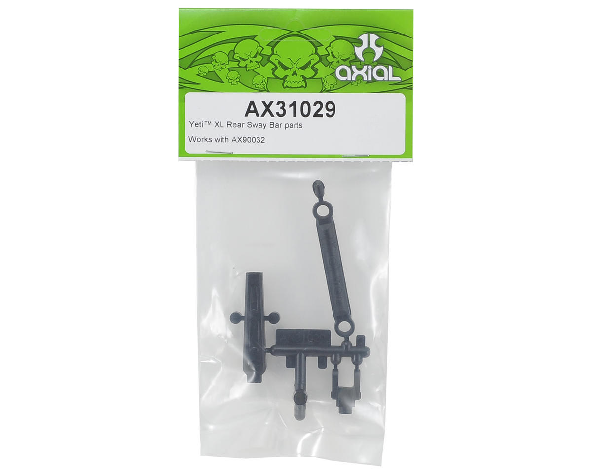 Axial Rear Sway Bar Parts Set