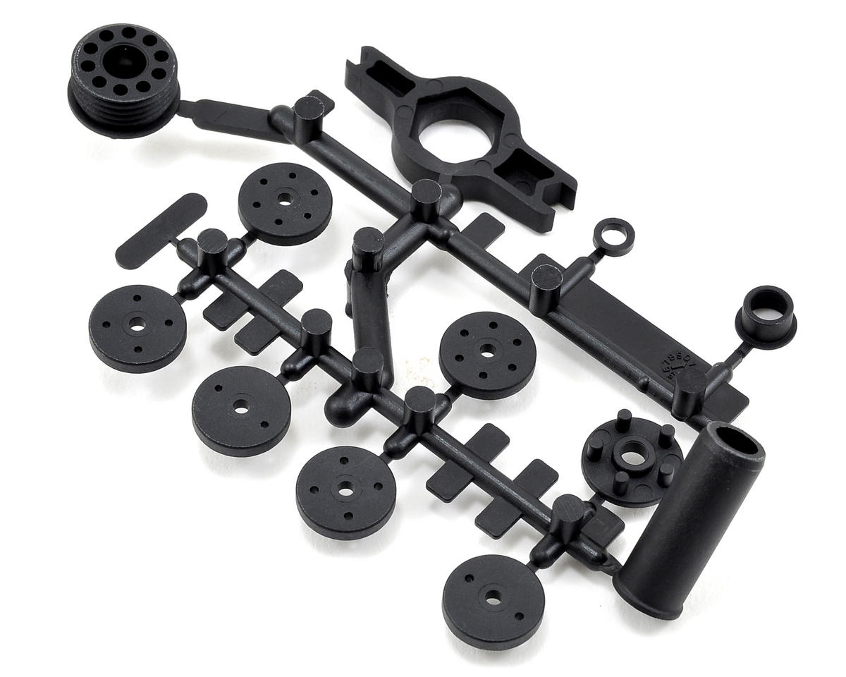 Axial Racing 16mm Big Bore Shock Parts Set