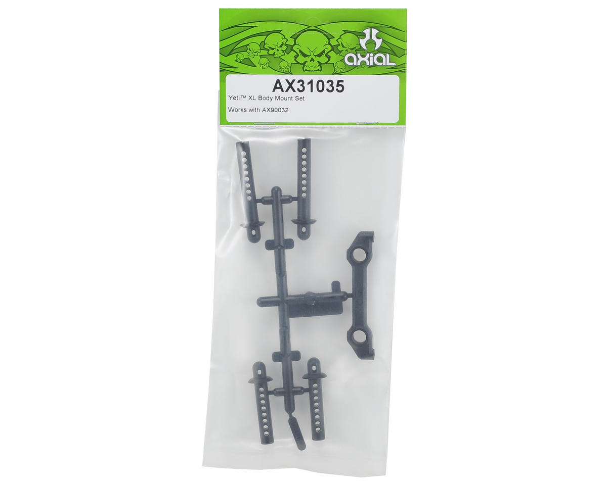 Axial Racing Body Mount Set