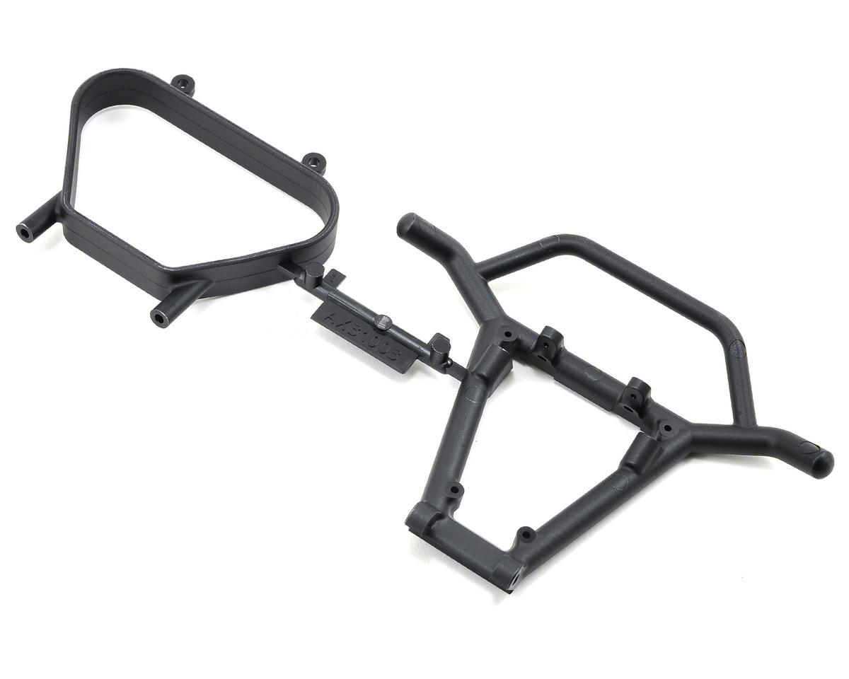 Axial Yeti XL Racing Front Bumper Set