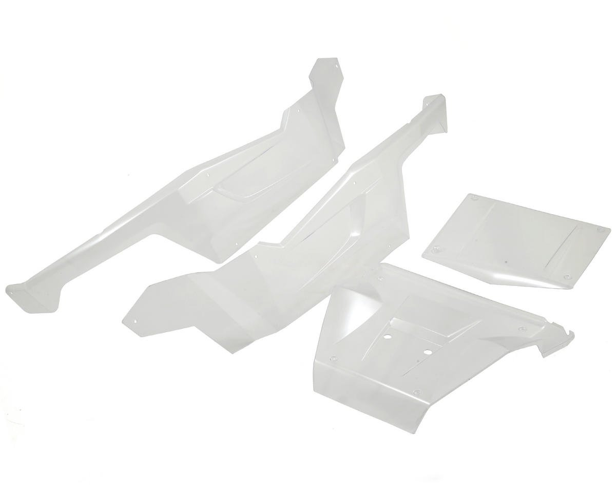 Axial Racing Y-480 XL 1/8 Scale Body Set (Clear)