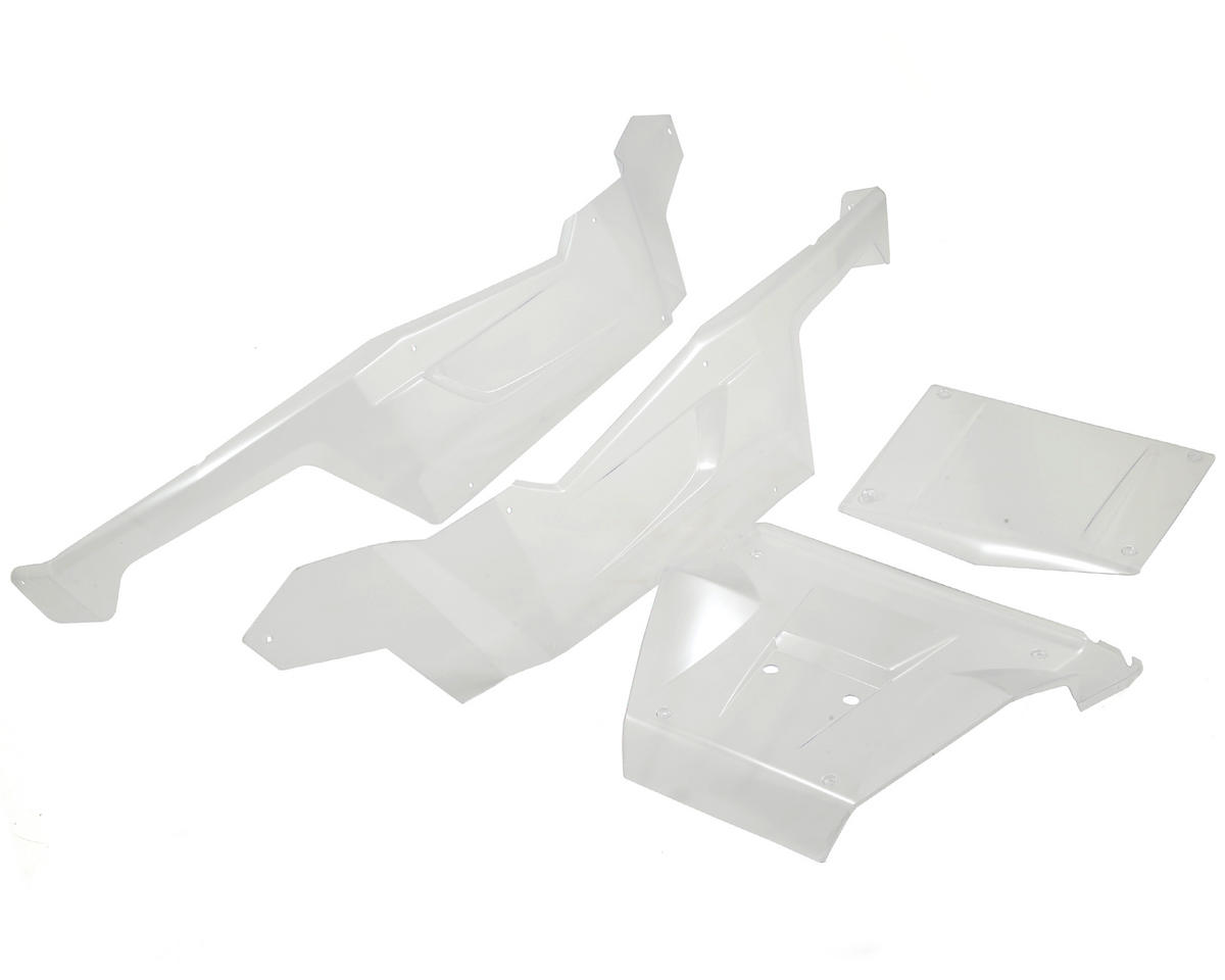 Axial Y-480 XL 1/8 Scale Body Set (Clear)