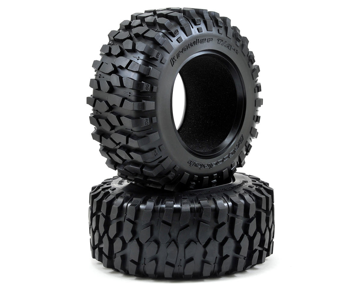 "Axial Racing BFGoodrich Krawler T/A 3.8"" Rock Crawler Tires (2) (R35)"