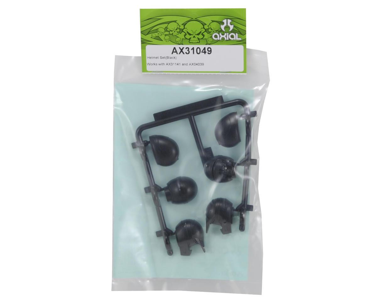 Axial Helmet Set (Black)