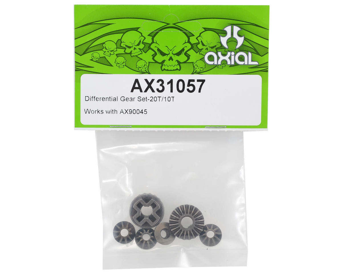 Axial Differential Gear Set (20T/10T)