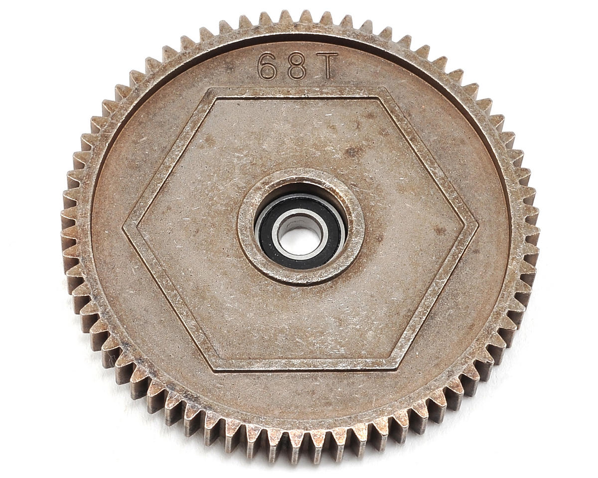 32P Metal Spur Gear (68T) by Axial Racing