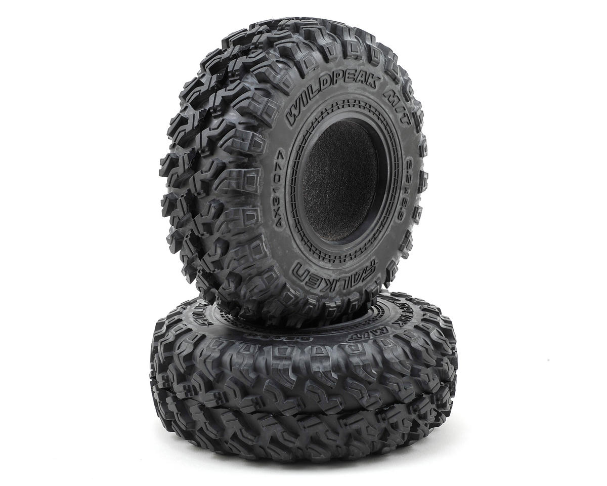 "Axial Falken WildPeak M/T 2.2"" Rock Crawler Tires (2)"