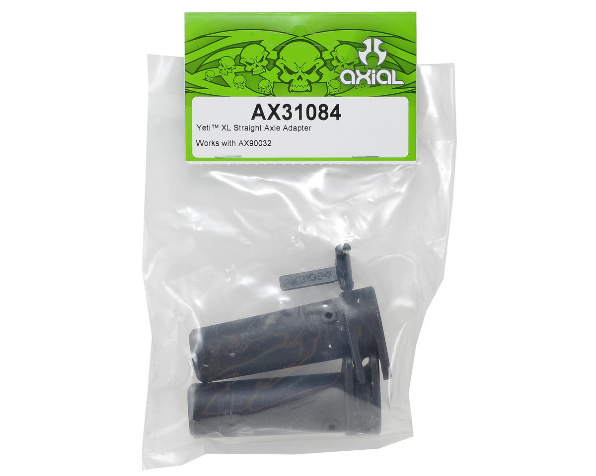 Axial Straight Axle Adapter