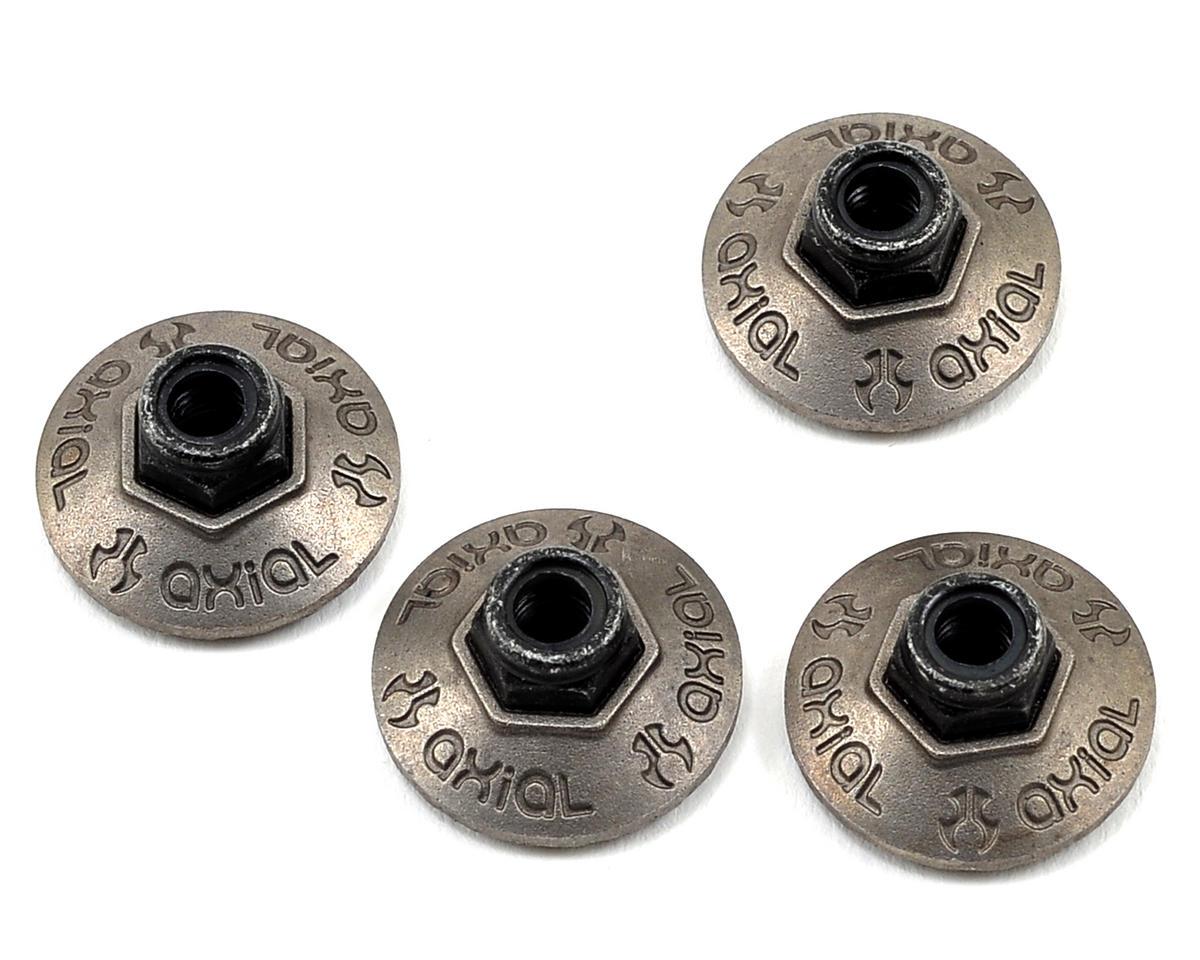 Axial 8x20x3mm M5 Locking Wheel Washer (4)
