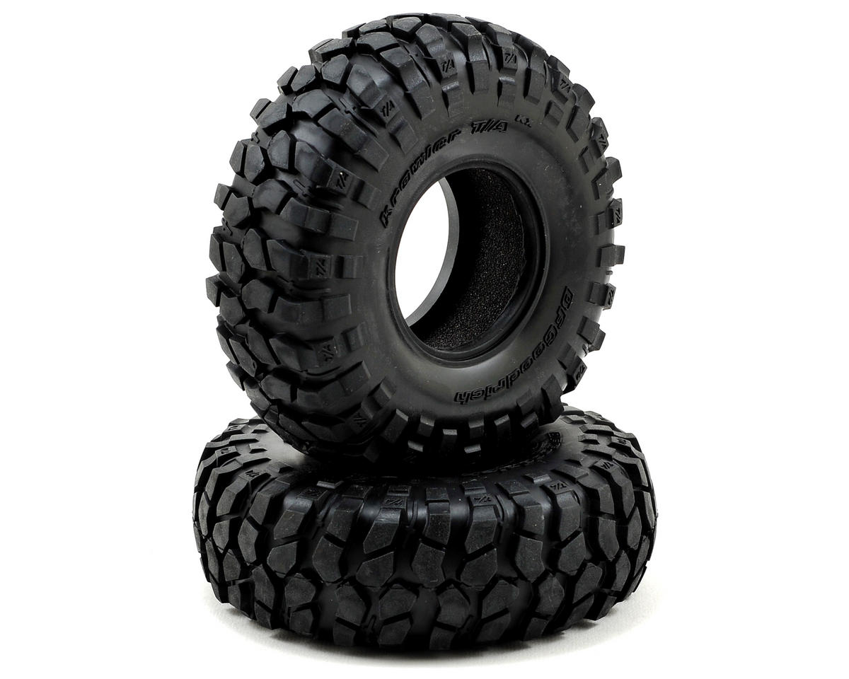 "Axial Racing BFGoodrich Krawler T/A 1.9"" Rock Crawler Tires (2) (R35 Compound)"