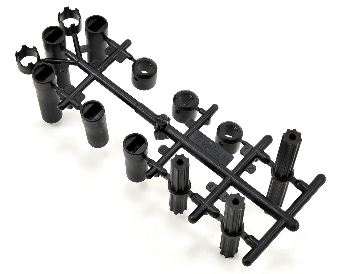 WB8-HD Driveshaft Set by Axial