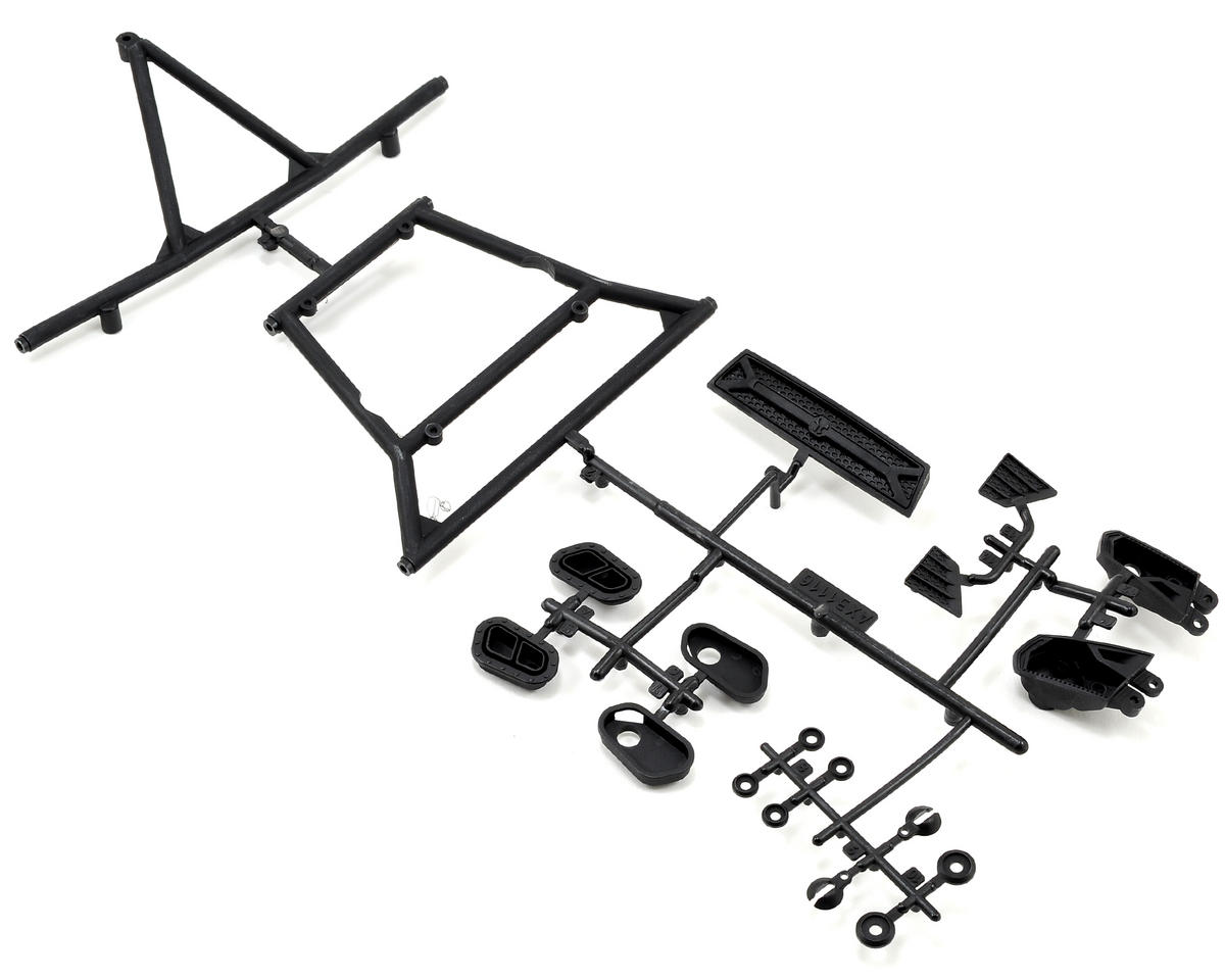 Axial Racing Yeti Y-380 Cage Front/Rear Insert Set