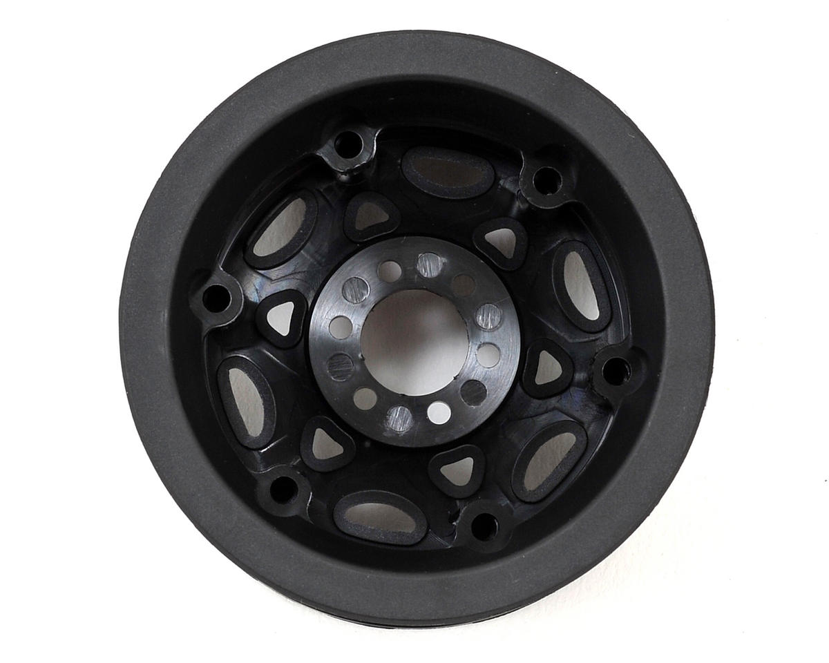 "Axial Racing Walker Evans IFD 2.2"" Rock Crawler Wheels (2) (Black)"