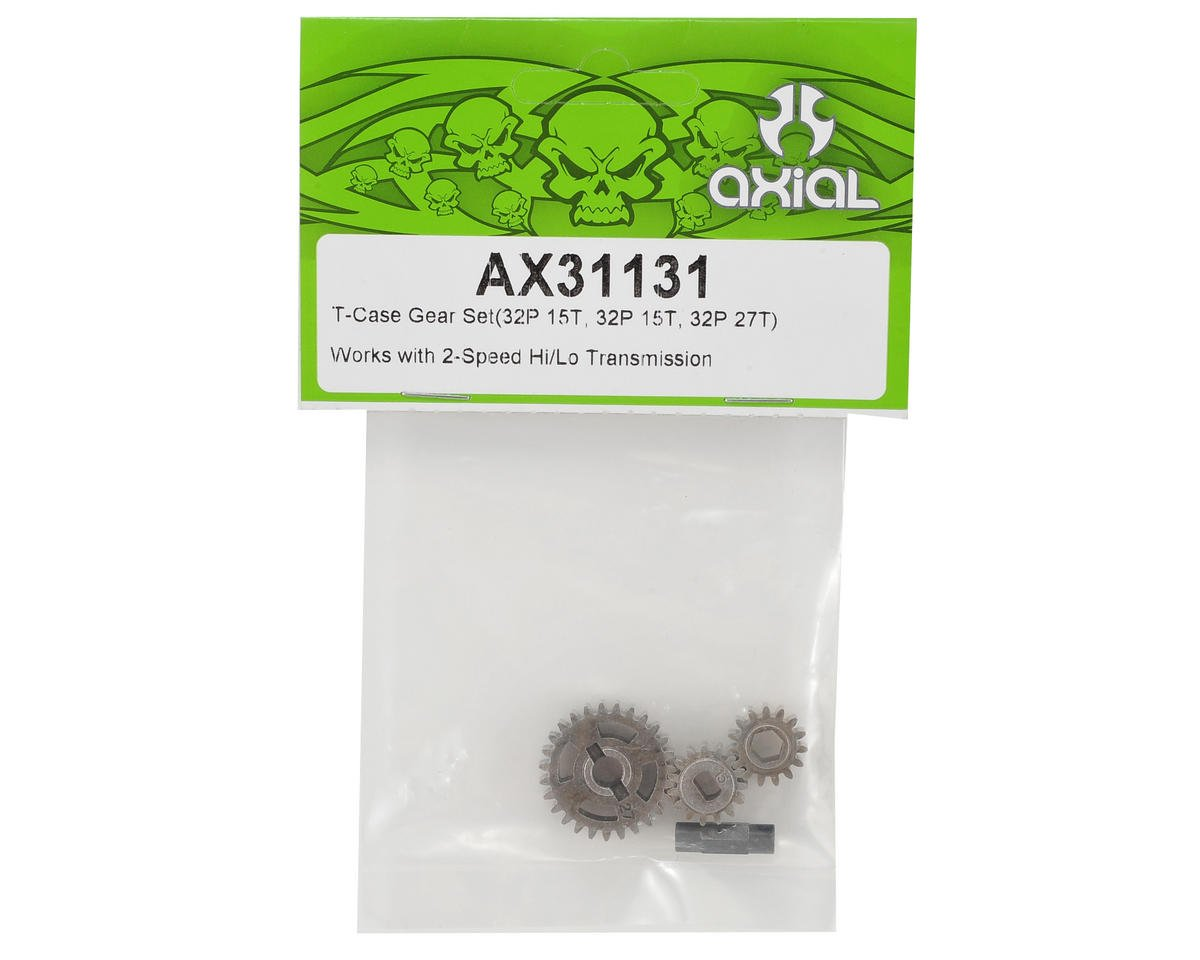 Axial 32P T-Case Gear Set (15T/27T)