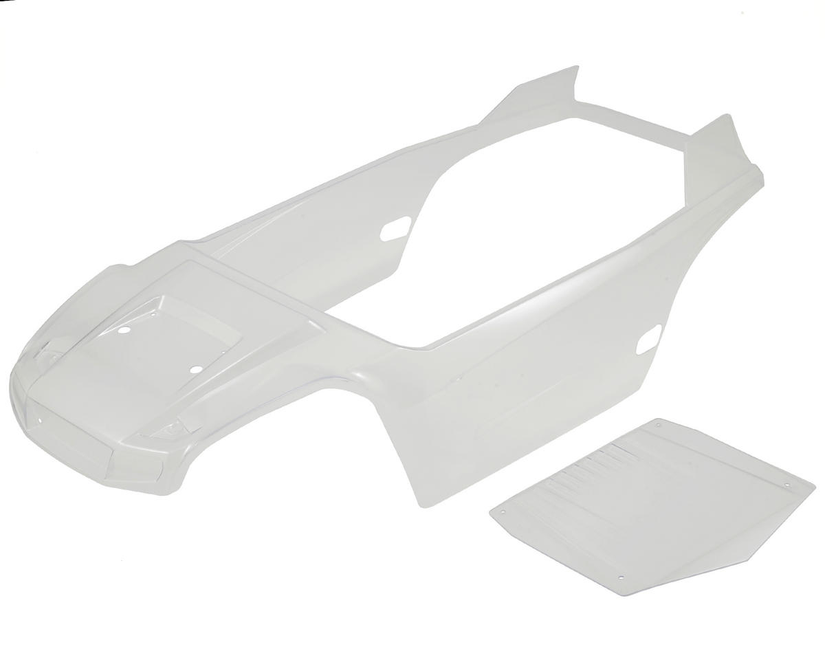 Axial .040 Yeti Y-380 Body (Clear)