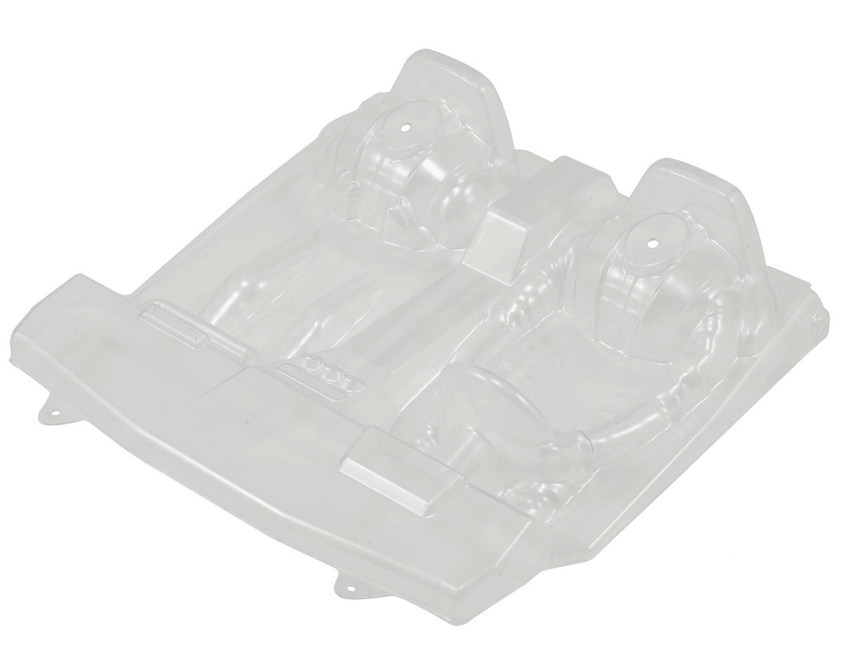 Axial Racing .040 Yeti Y-380 Scale Interior (Clear)