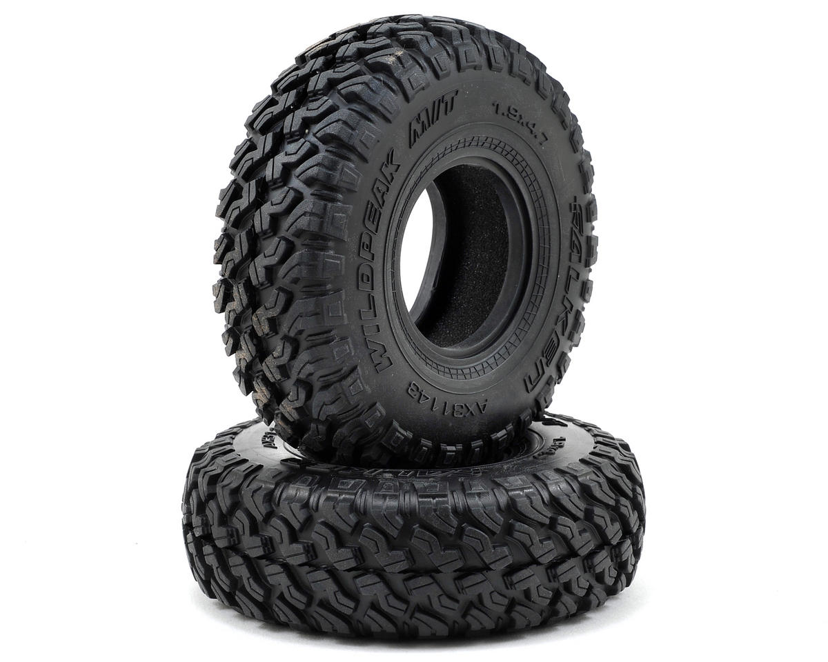 "Falken WildPeak M/T 1.9"" Rock Crawler Tires (2) by Axial"