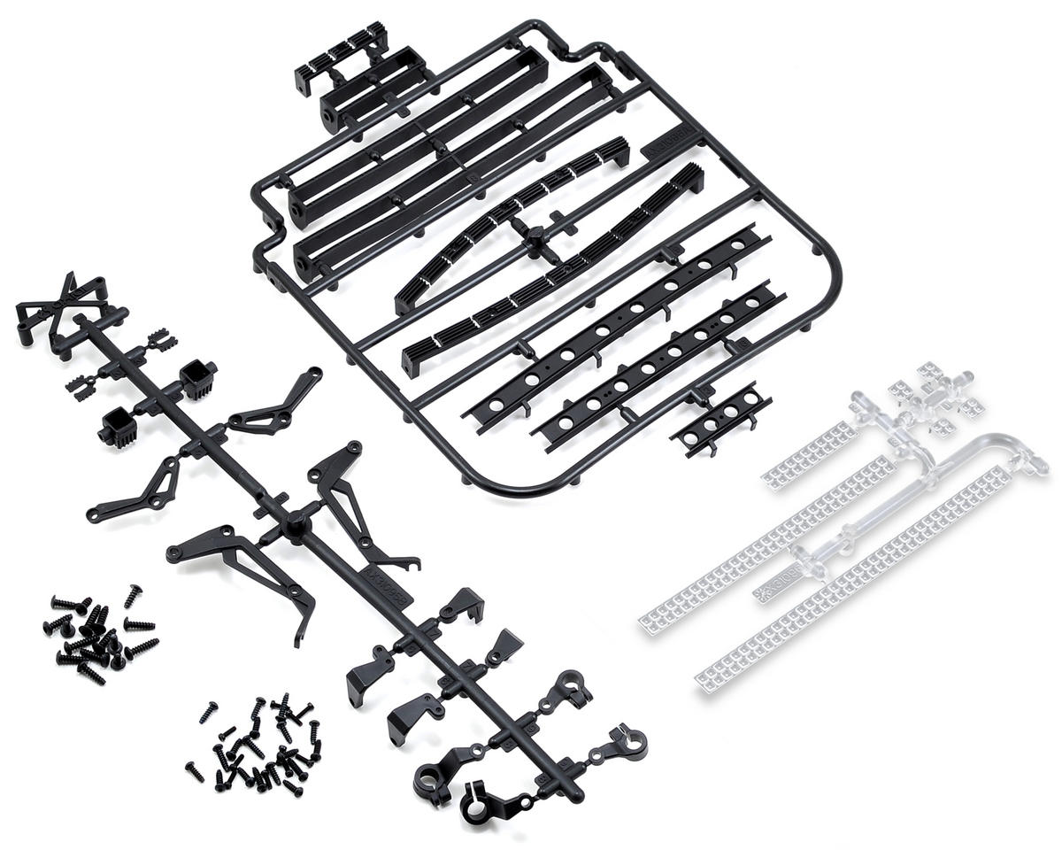 Axial Universal Rigid Light Bar Set