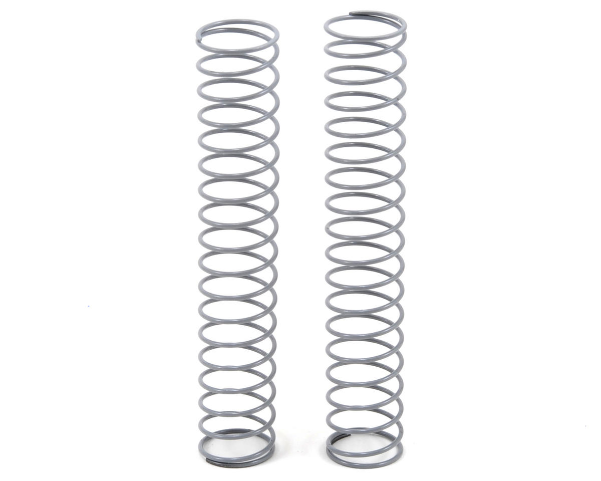 Axial Shock Spring (Black) (2) (14x90mm - 0.9 lb/in)