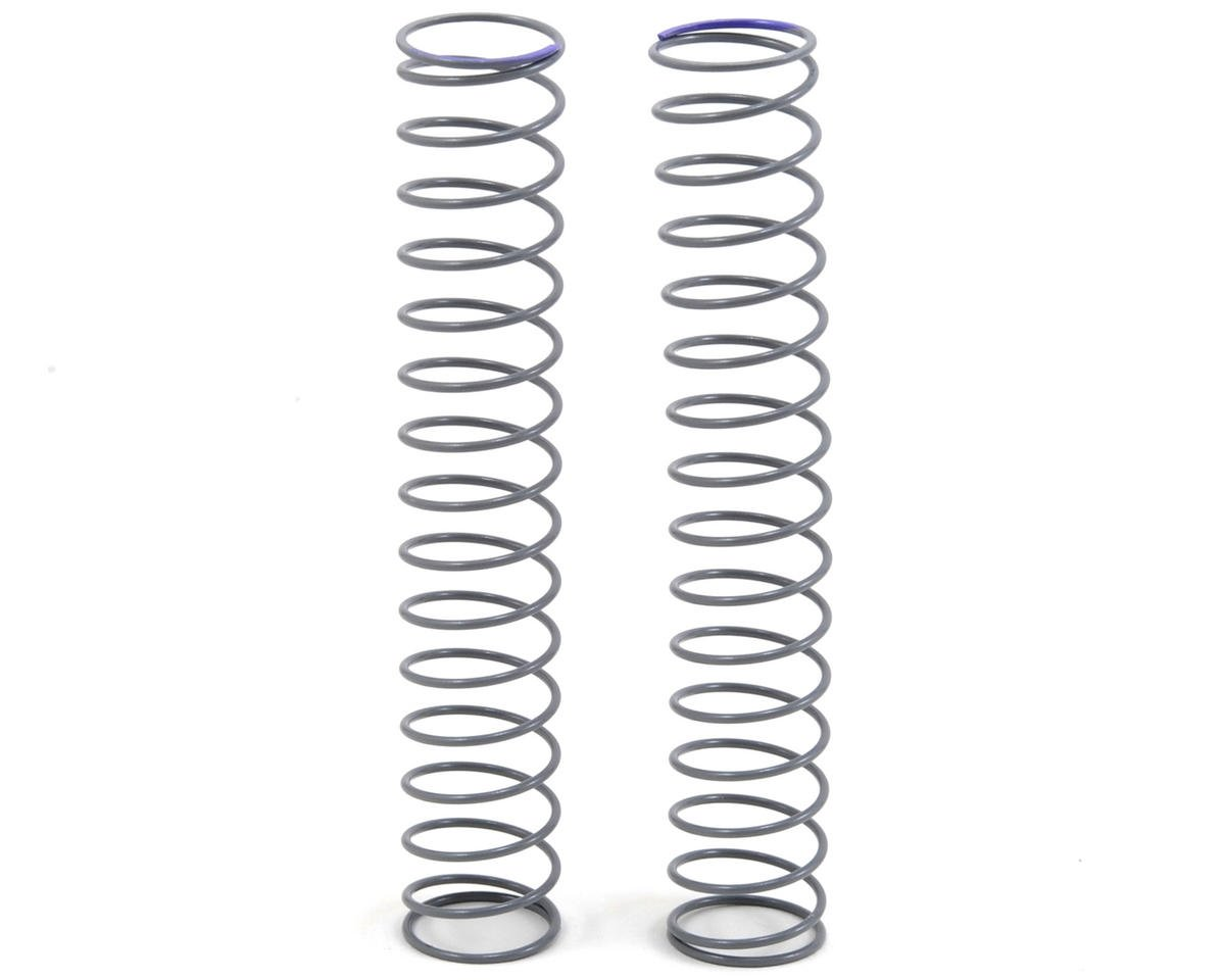 Shock Spring (Purple) (2) (14x90mm - 1.01 lb/in) by Axial