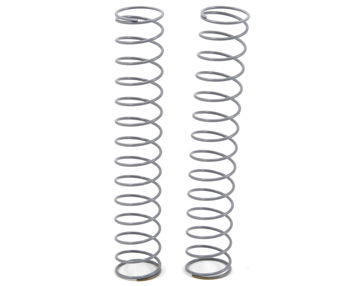 Axial Racing Shock Spring (Orange) (2) (14x90mm - 1.14 lb/in)