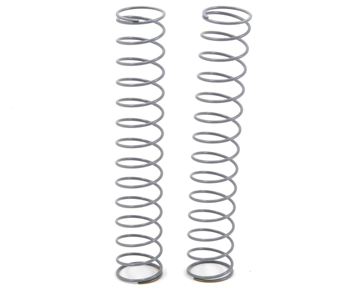 Axial Shock Spring (Orange) (2) (14x90mm - 1.14 lb/in)