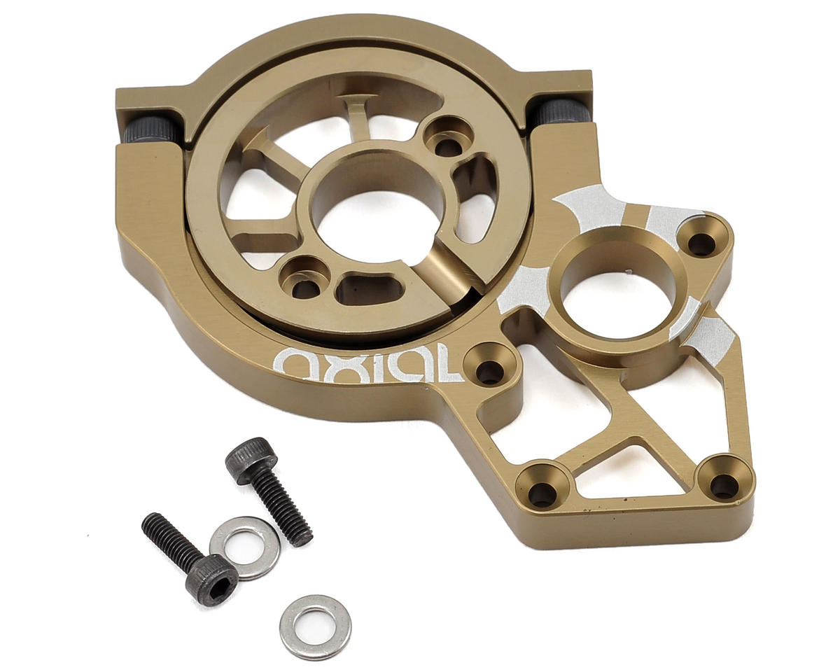 Machined Adjustable Motor Mount by Axial