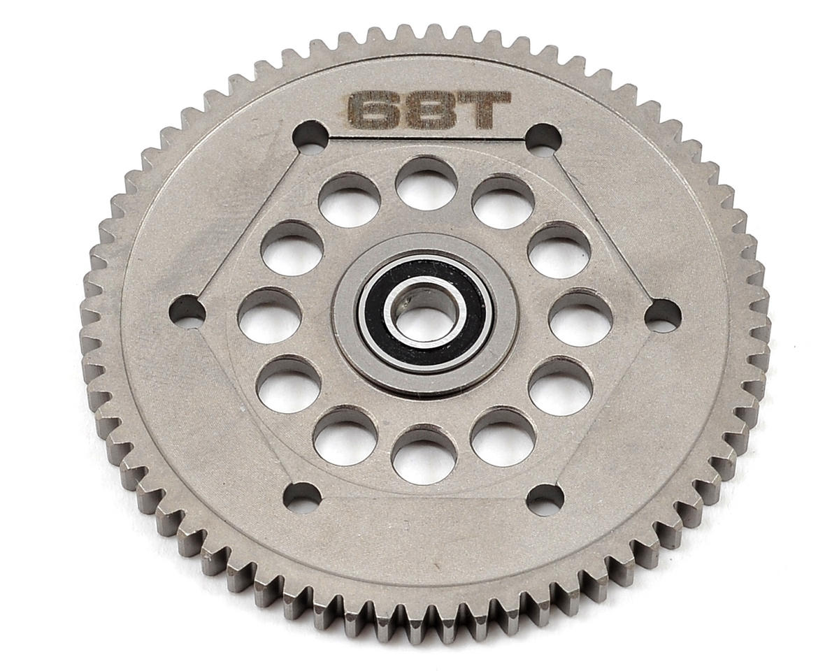 Steel 32P Spur Gear (Yeti)