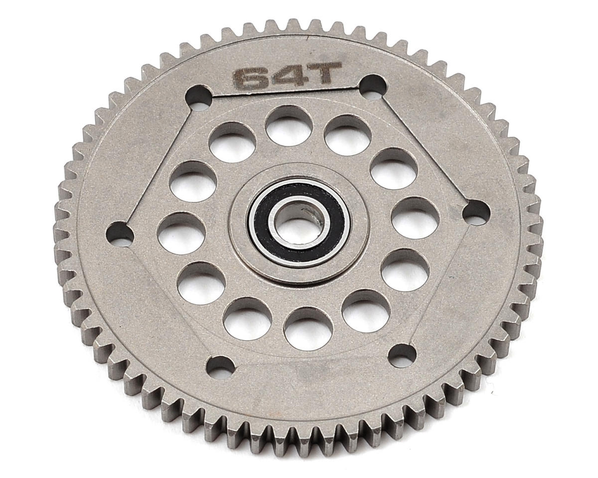 Axial Racing Steel 32P Spur Gear (Yeti) (64T)