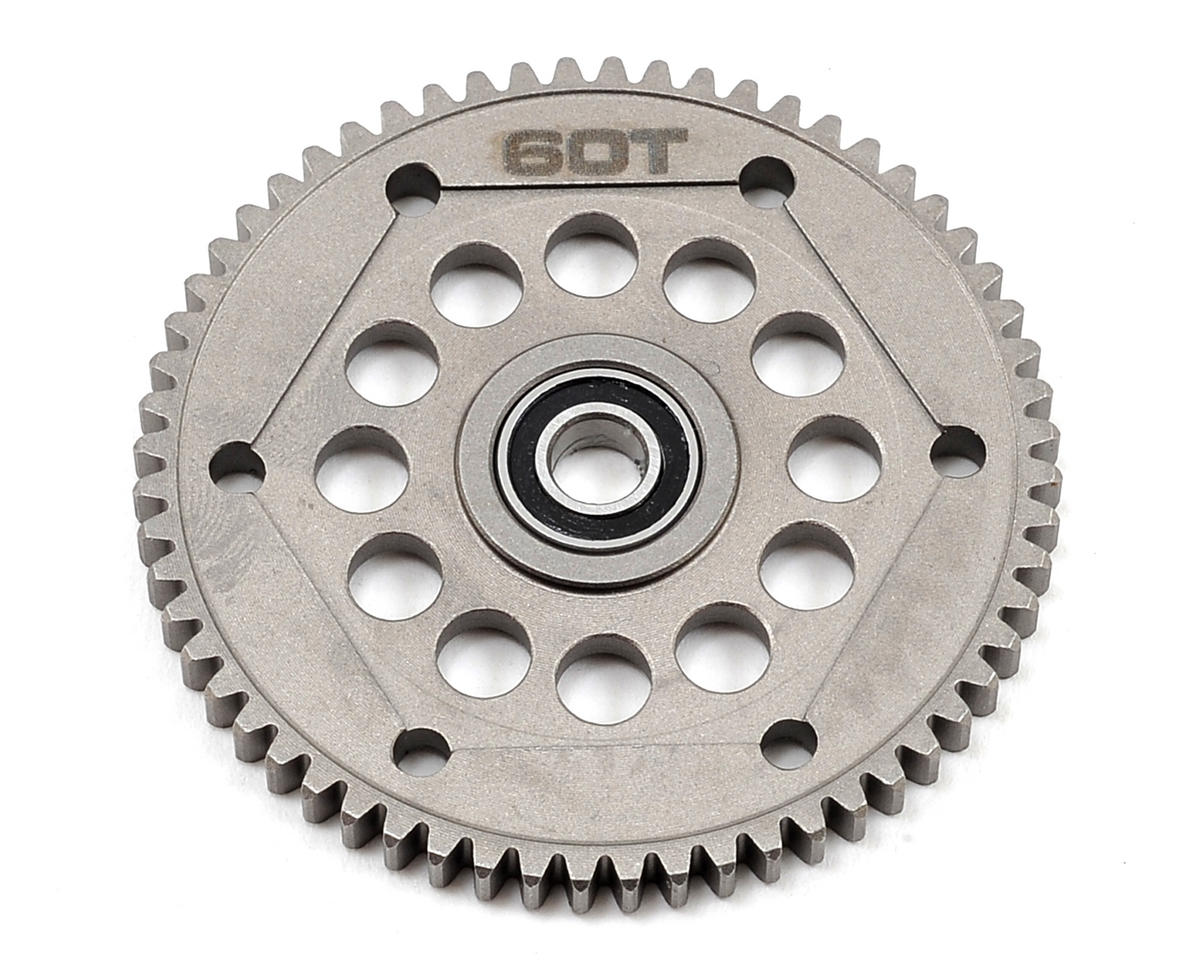 Axial Steel 32P Spur Gear (Yeti) (60T)