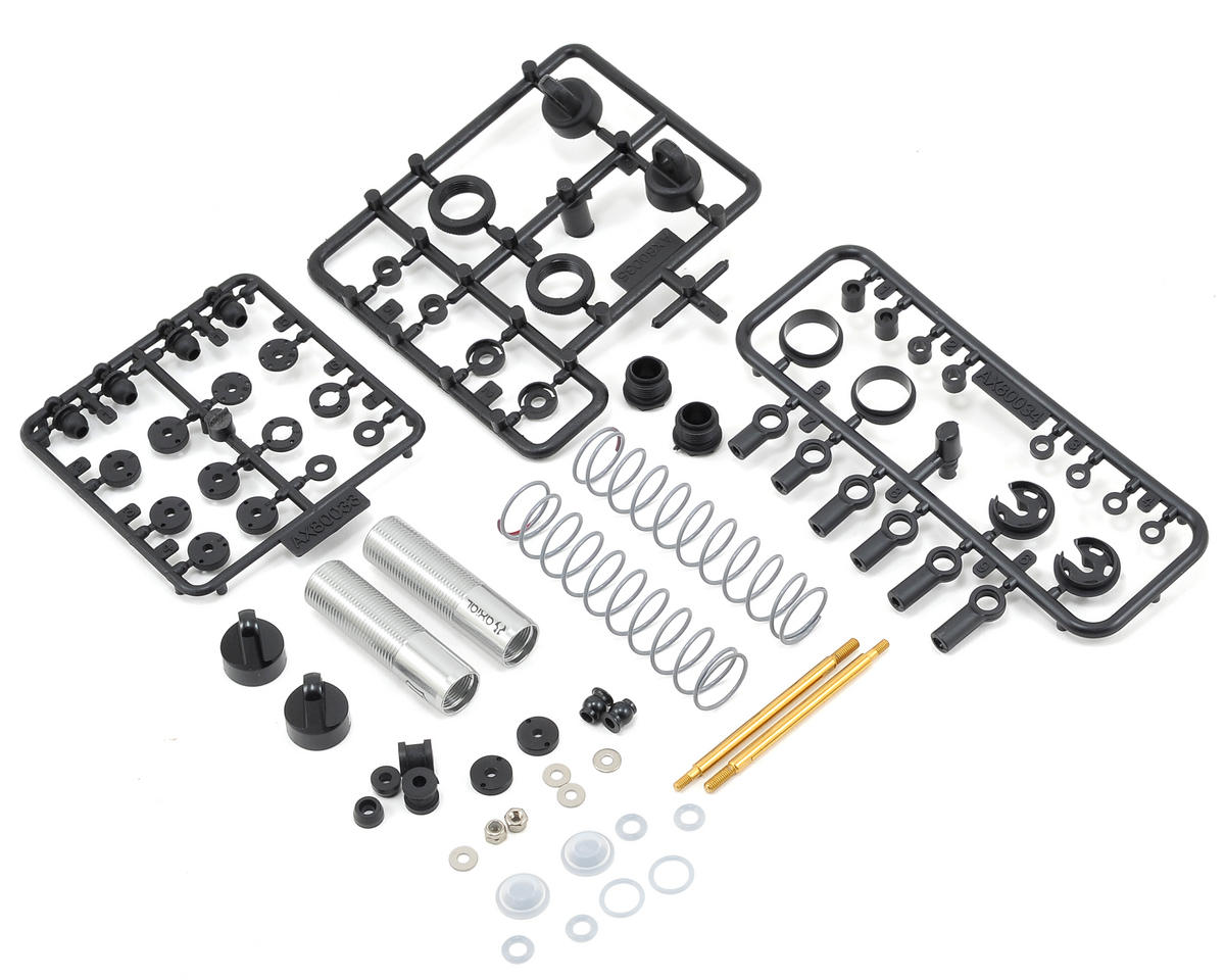 Axial Racing Icon 72-103mm Aluminum Shock Set