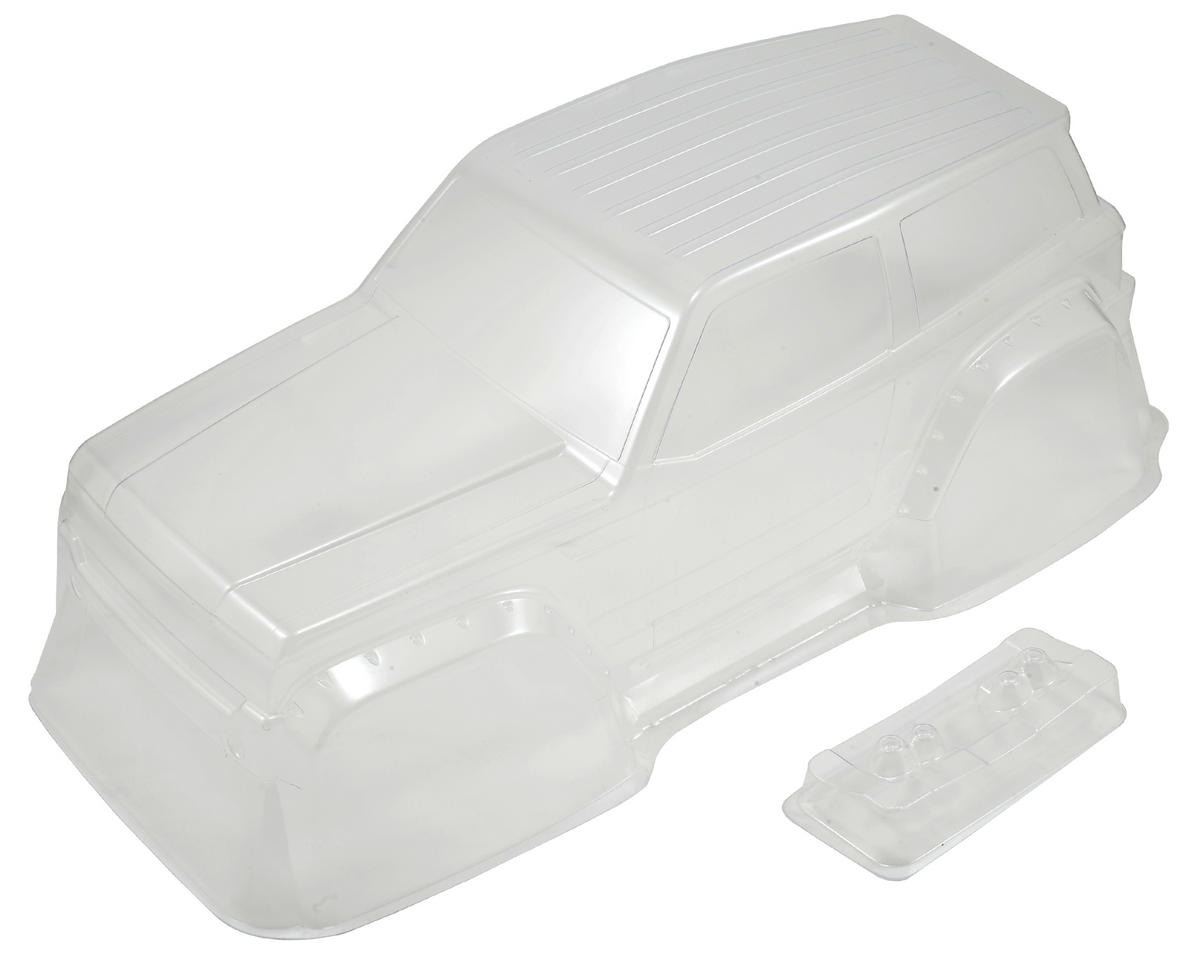 Axial AX10 .040 Spawn Body (Clear)