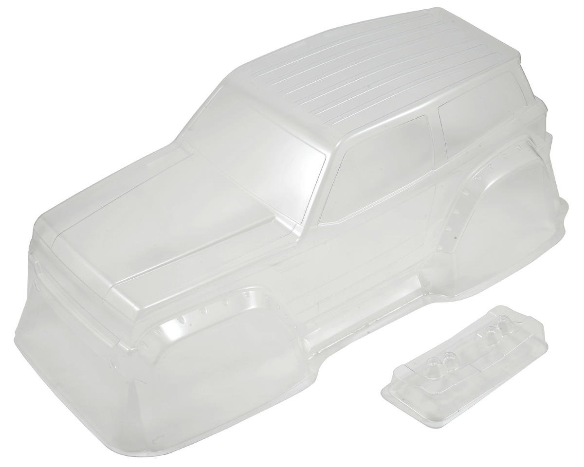 Axial Racing .040 Spawn Body (Clear)