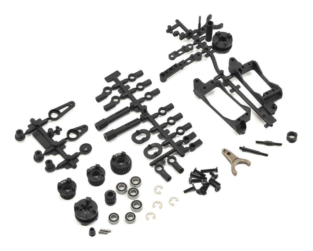 Transmission 2-Speed Hi/Lo Component Kit by Axial Racing