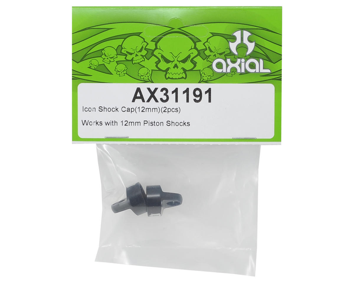 Axial 12mm Icon Shock Cap (2)
