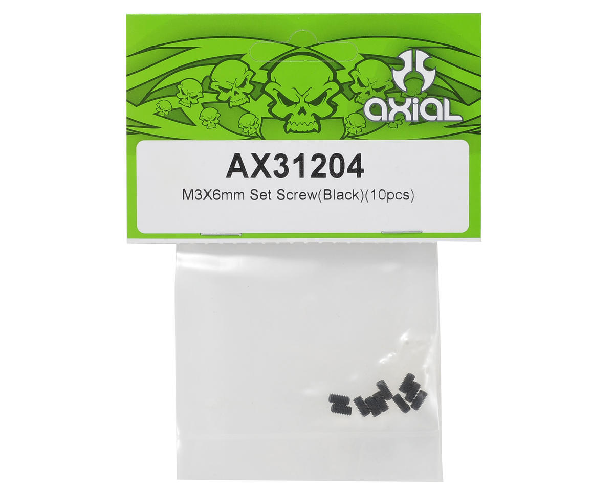 Axial Racing 3x6mm Set Screw (10)