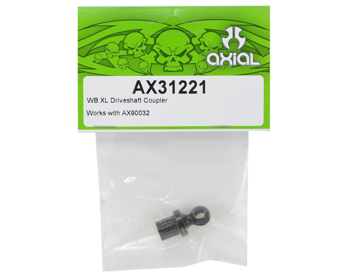 Axial Racing WB Driveshaft Coupler