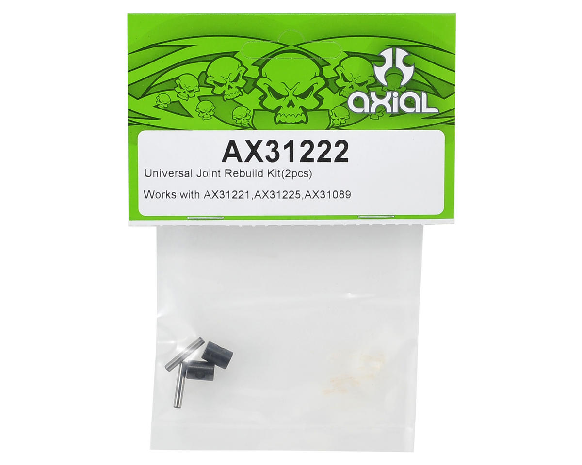Axial 2522 Universal Joint Rebuild Kit (2)