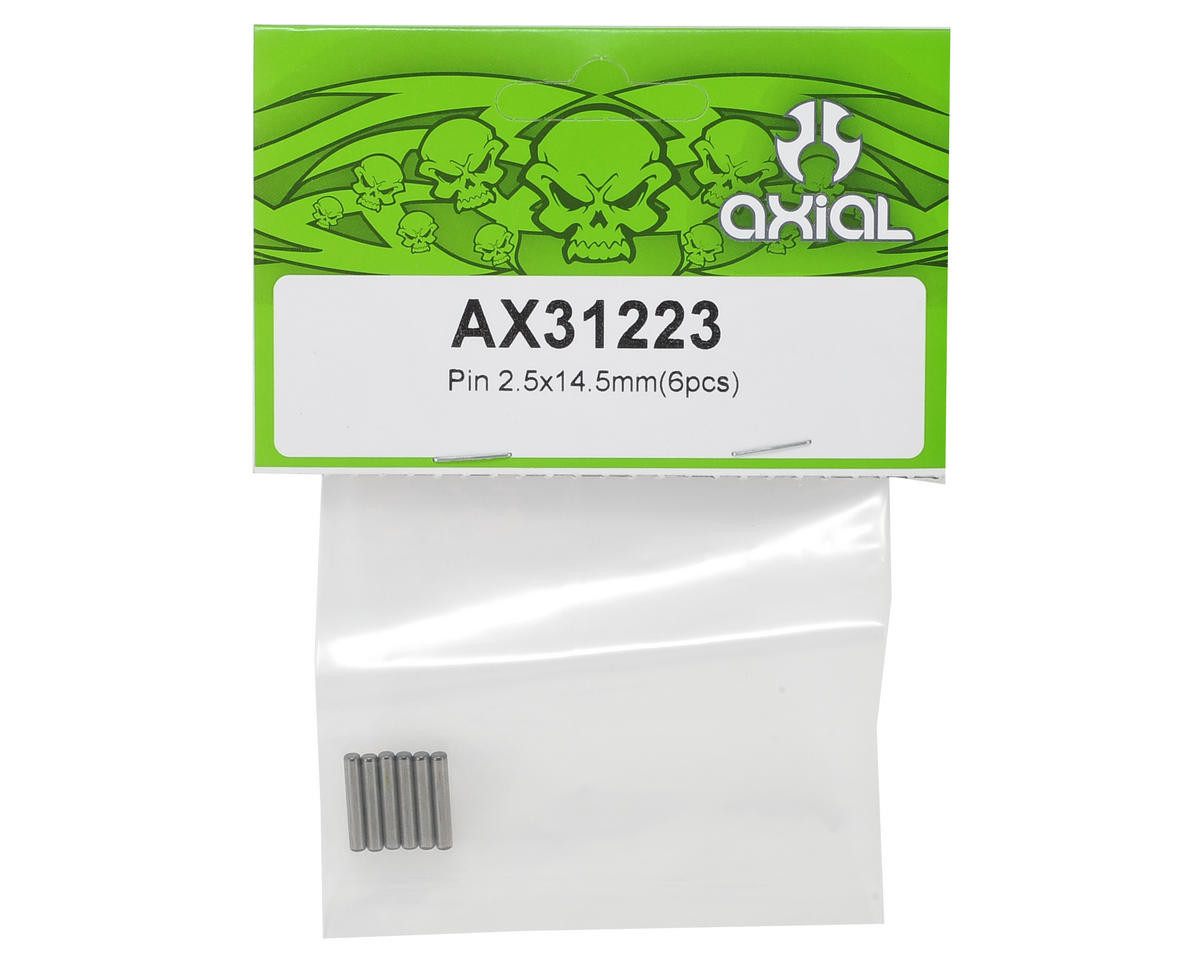 Axial Racing 2.5x14.5mm Pin (6)
