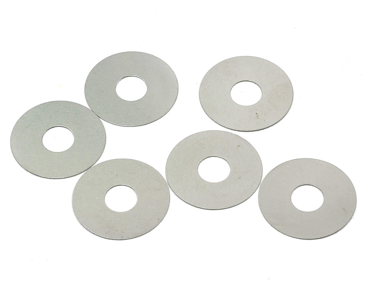 Axial Racing 6x19x0.2mm Washer (6)