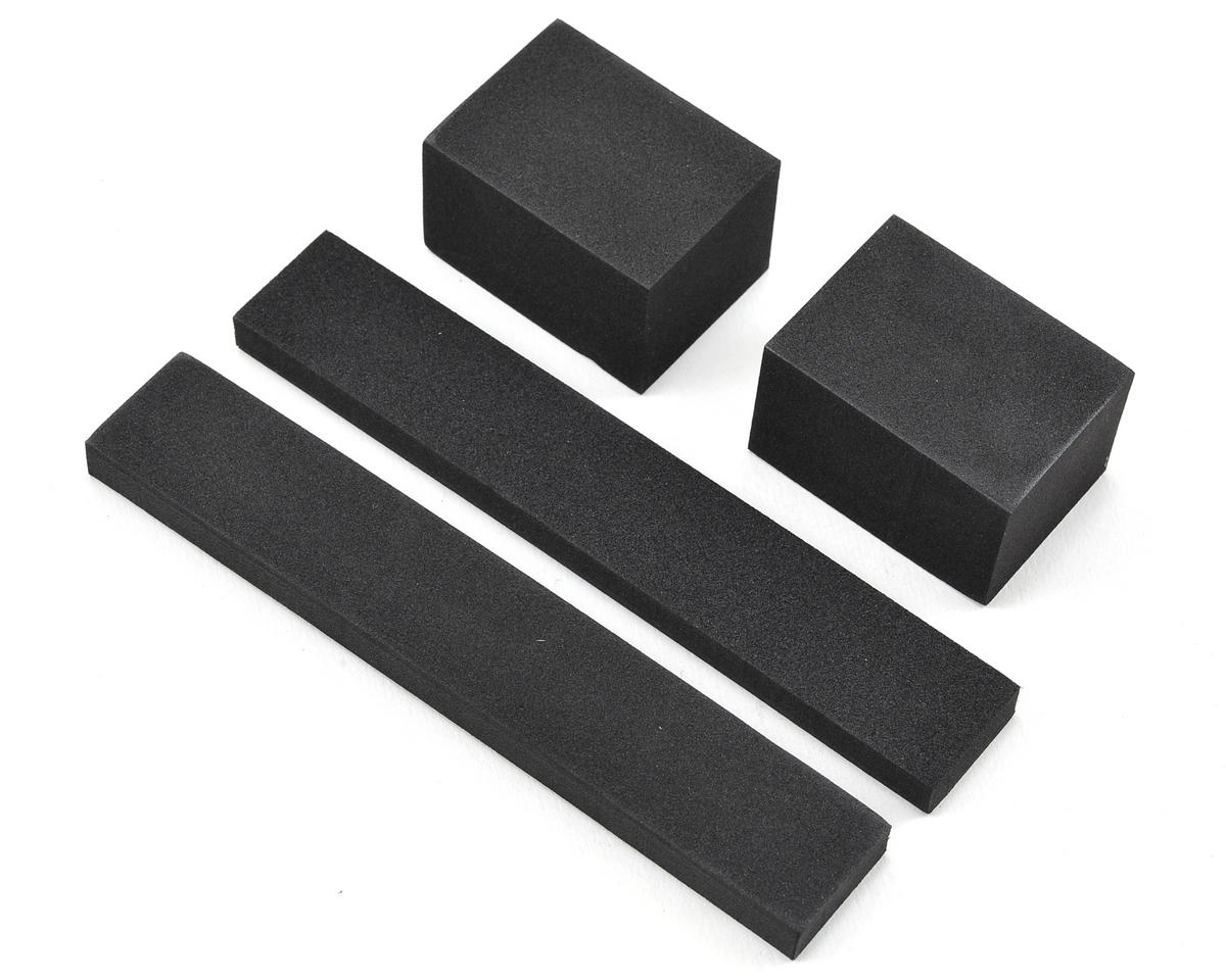 Axial Racing Battery Tray Foam Pad Set