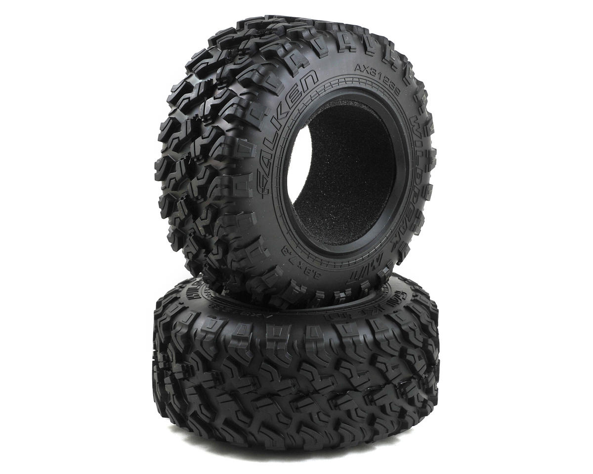 "Axial Racing Falken Wildpeak M/T 3.8"" Rock Crawler Tires (2) (R35)"