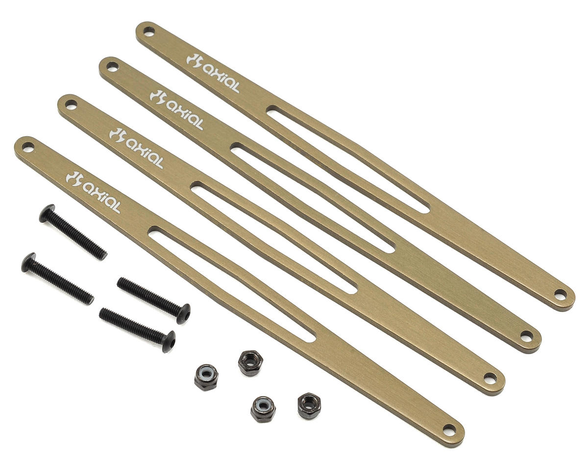 Axial Racing Aluminum Yeti XL Upper Link Plate Set (4)