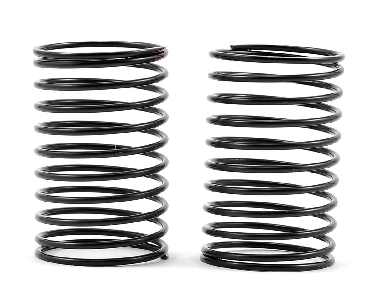 Axial Racing 23x40mm Shock Spring (Purple - 1.6lb) (2)